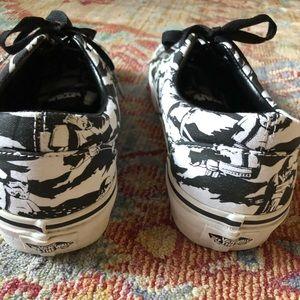 03607c3cf5c19e Vans Shoes - VANS x STAR WARS Era Stormtrooper Camo - DARK SIDE